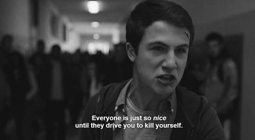 13 reasons why, clay jensen, and quote image