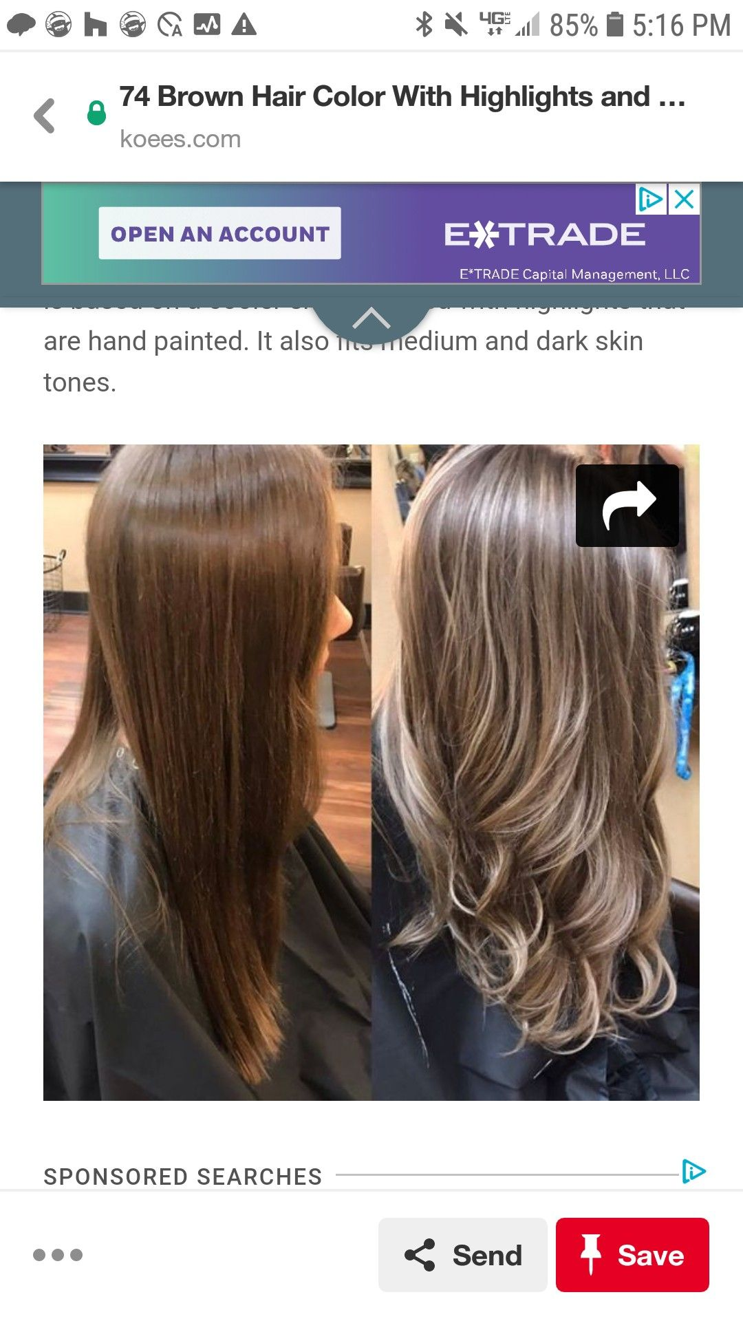 Pin By Christy Mattocks On Hair Hair Color Highlights Brown Hair Colors Hair Color