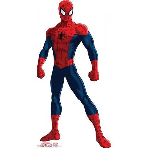Spiderman Standing Google Search Spiderman Cartoon Ultimate Spiderman Spiderman