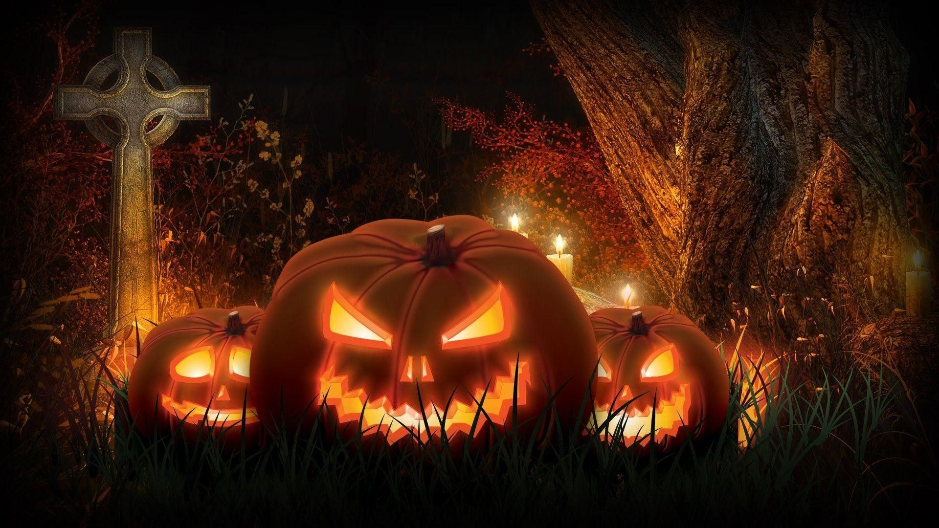 1920x1080 Scary Halloween Pumpkin Wallpaper 1080p Toobjects Halloween Pictures Halloween Pumpkin Images Scary Halloween Pumpkins