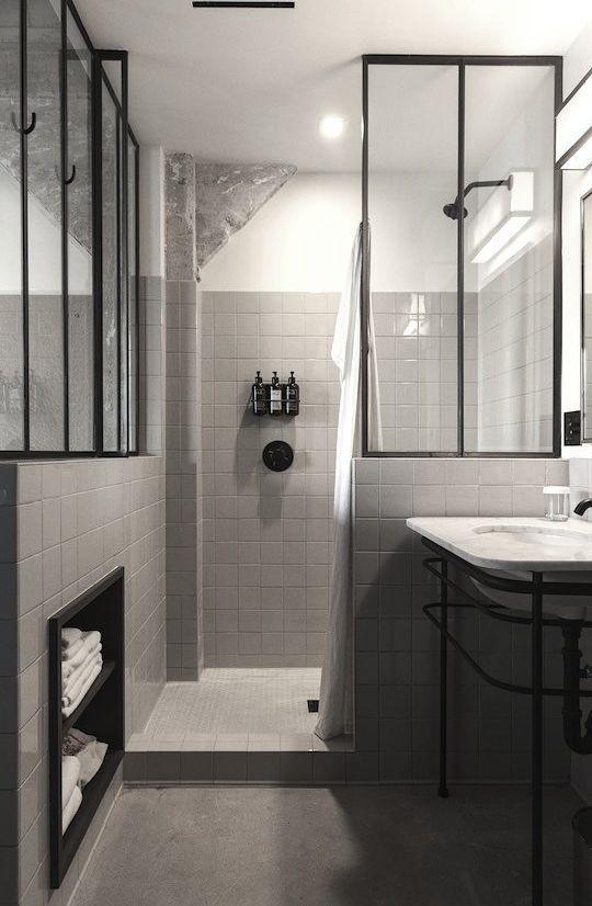 10 idées pour donner un style industriel à sa salle de bain ...