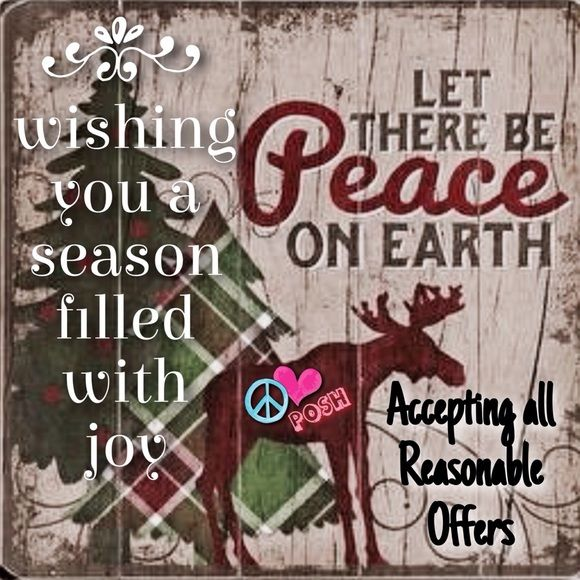 ☮☮⛄️ HAPPY HOLIDAYS ⛄️ ☮☮ Wishing you... HAPPY HOLIDAYS !!! Let there be PEACE ON EARTH ✌️ Free People Bags