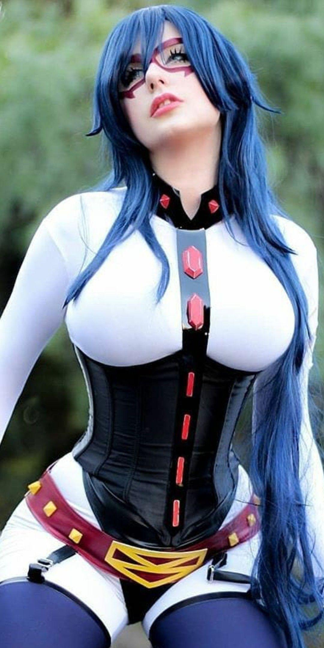 Sexy Anime Cosplay