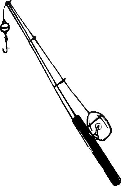 fishing rod reel clip art vector clip art online royalty free
