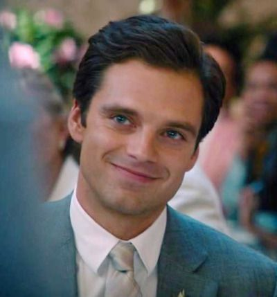 When you walk down the aisle, and he looks at you like this