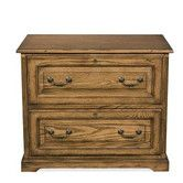 Found it at Wayfair - Seville Square Two Drawer Lateral File in Warm Oak #preguntassevilla
