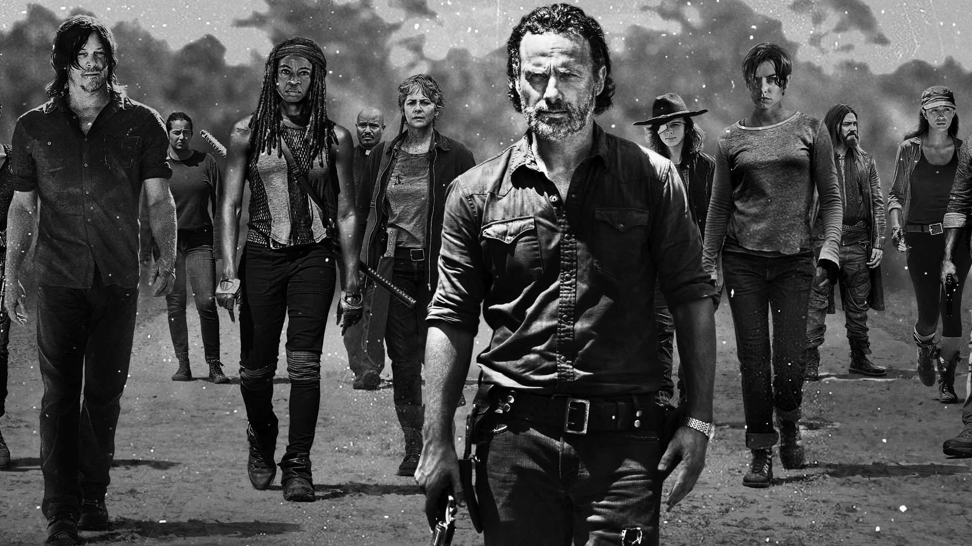 The Walking Dead Wallpaper Collection 1920x1080