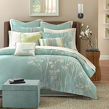 Athena 10 pc bedding set comforter w ottoman jcpenney - Jcpenney childrens bedroom furniture ...