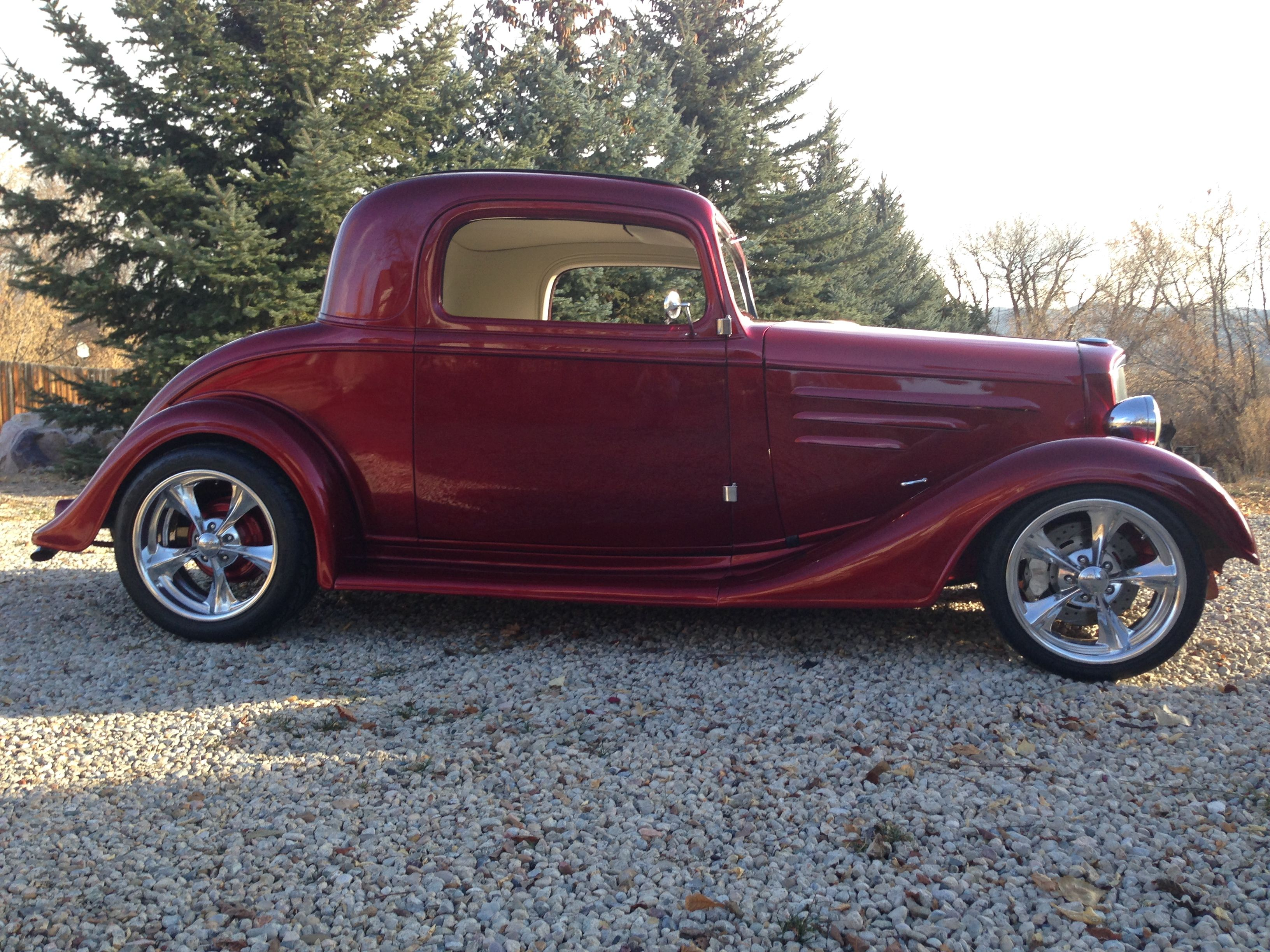 34 Chevy Coupe Hot Rod | Nice Ride | Hot rod trucks, Hot