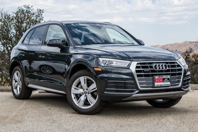 New 2018 Audi Q5 Suv 2 0t Manhattan Gray Metallic For Sale In Calabasas Ca Stock Ac020313 Audi Q5 Audi Black Audi