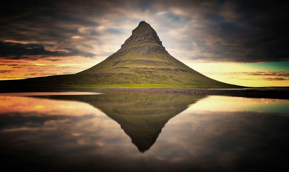 Kirkjufell Sunset by Carsten Meyerdierks on 500px