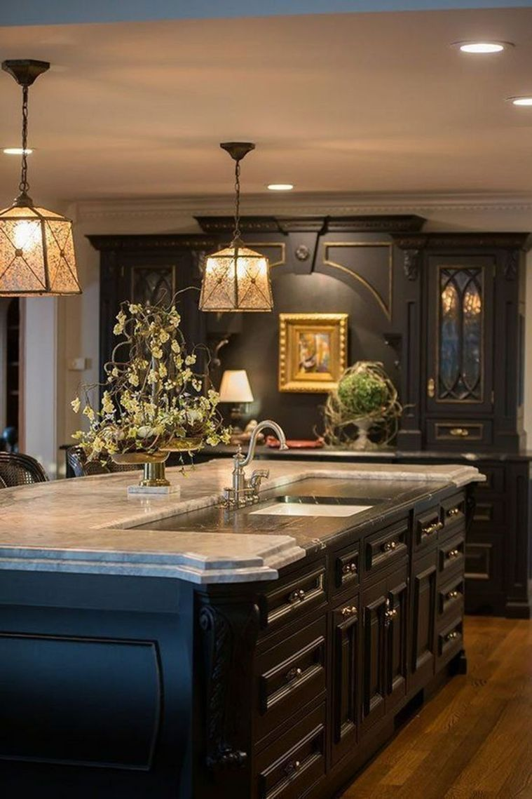 20+ Elegant And Luxury Kitchen Design Ideas Modern