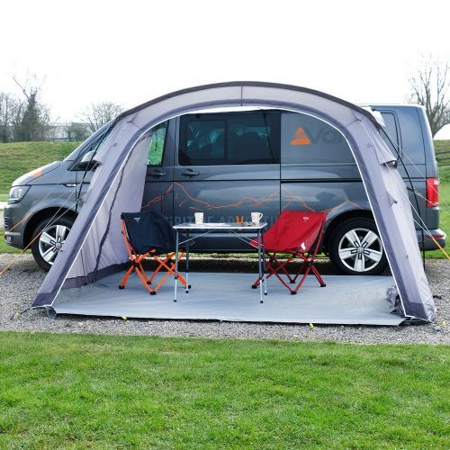 VW Camper Awnings - Drive-Away & Sun Canopy   Campervan ...