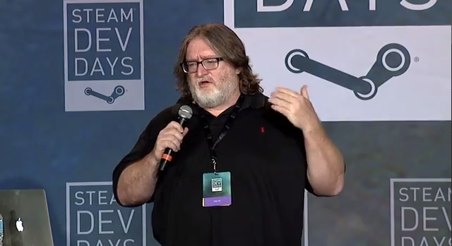 Gabe Newell Says Valve Isn T Tracking Your Browser History Steam Valve Internet History