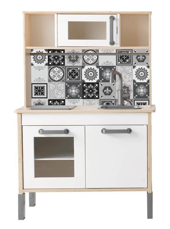Photo of #Backsplash #Black #COMFUL #Ikea #kit #Kitchen