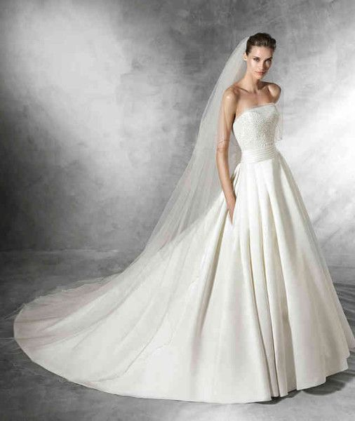 Prinzessin Hochzeitskleid Tll Mieder brautkleid