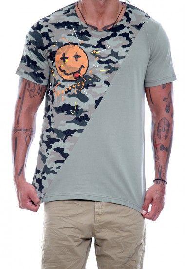 a7edb182586 camo emoji #vagrancyifestyle #handmade #man #tshirt | Vagrancy man ...