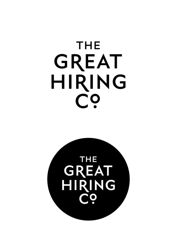The Great Catering Co By Gideon Keith Logos Graphic Design Branding Catering Logo Branding Design
