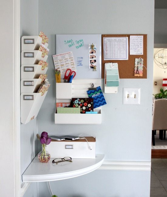 Kitchen Command Center: Command Centers In 2019