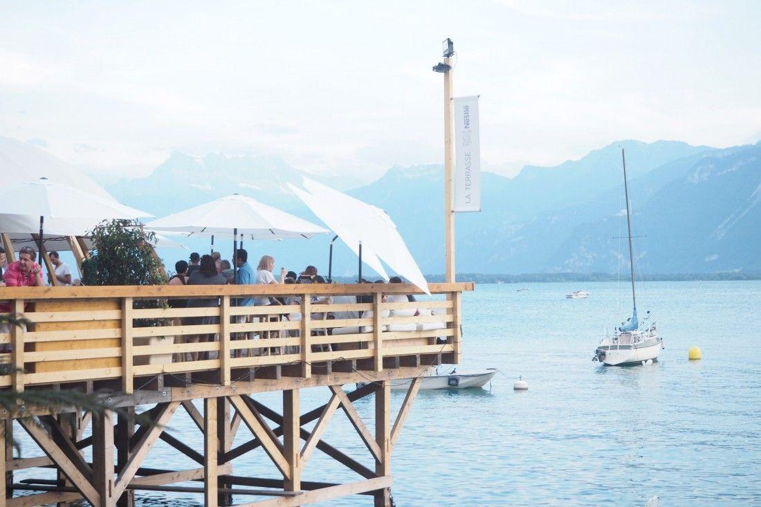 Lac de Montreux, Suisse by @deedeeparis