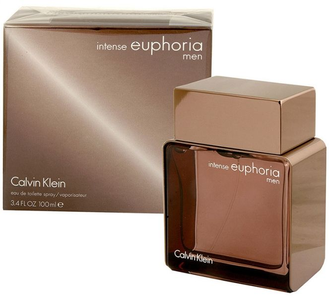 Calvin Klein Euphoria Intense Men Edt 100мл парфюмерия и