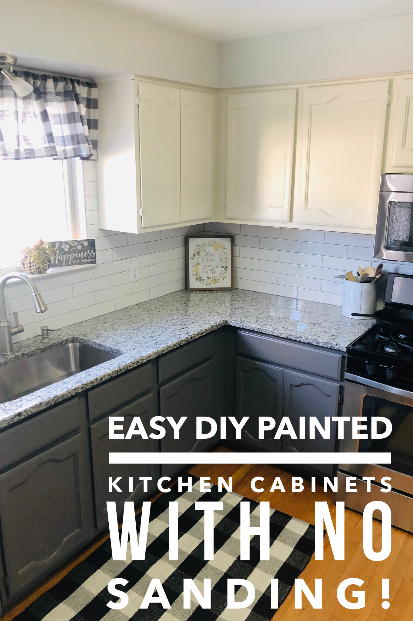 Paint Your Kitchen Cabinets In 2020 Simple Kitchen Remodel Diy Kitchen Remodel Diy Kitchen Cabinets Painting