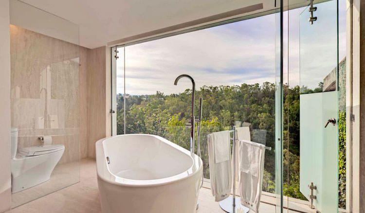 50 bagni di lusso con vista mozzafiato bagni di design bagno