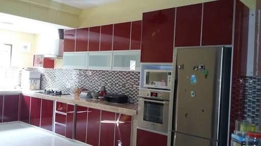 Design Kabinet Dapur Google Search Kitchen Cabinets Stain Craft