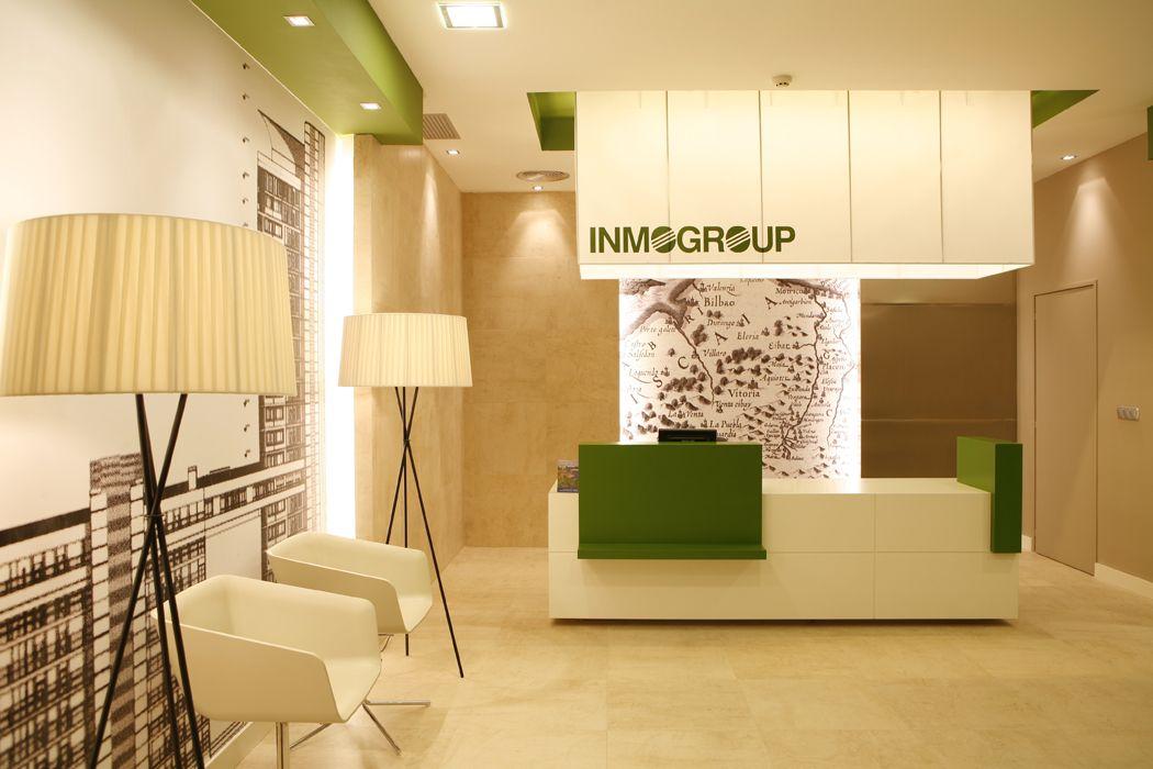 proyecto direccion de obra y diseo interior de oficinas sube