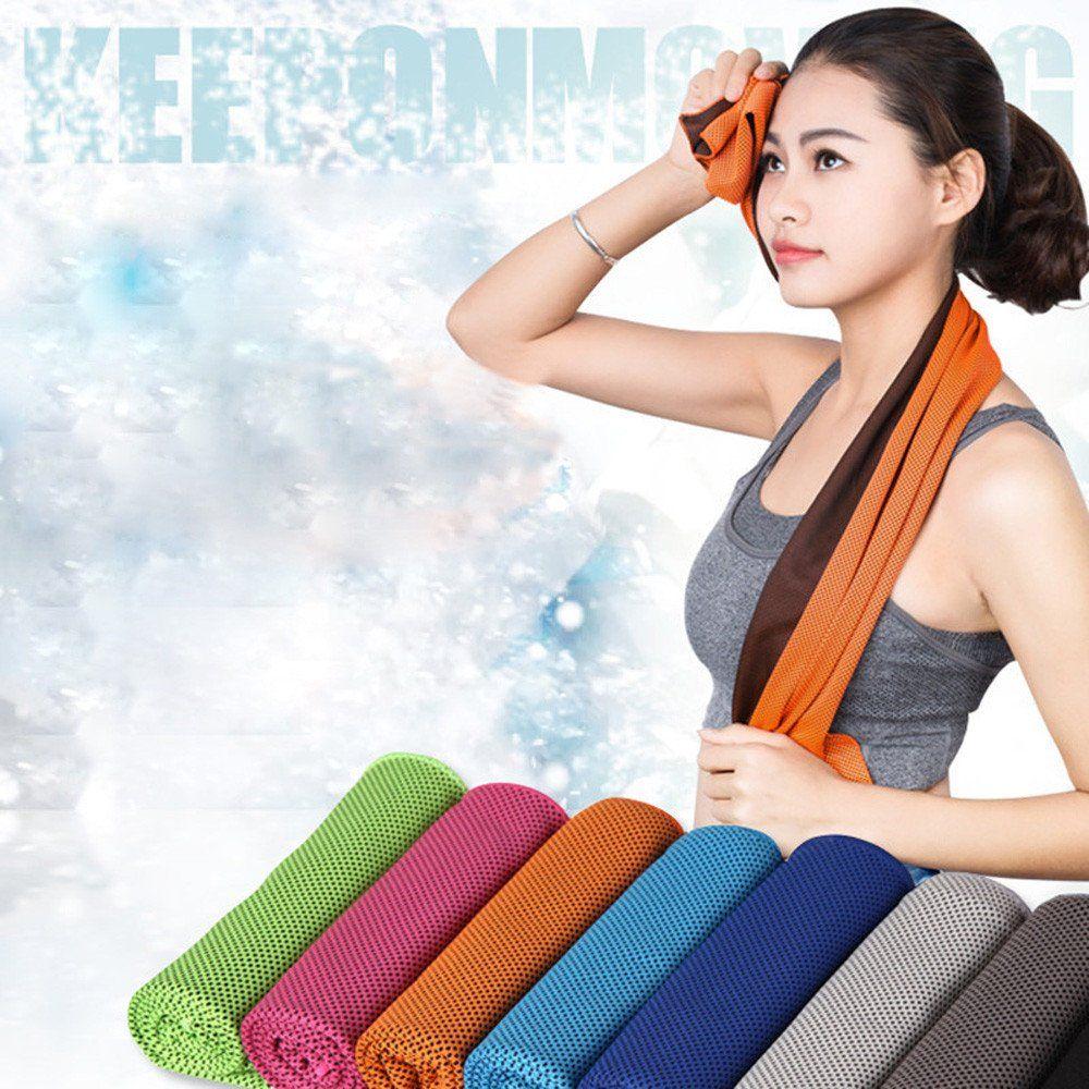 Golf Cake Transer Cooling Towel Workout Tennis Golf