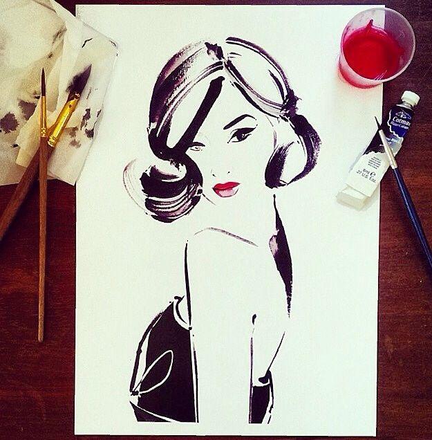 Gorgeous @ garypeppergirl  by Kerrie Hess