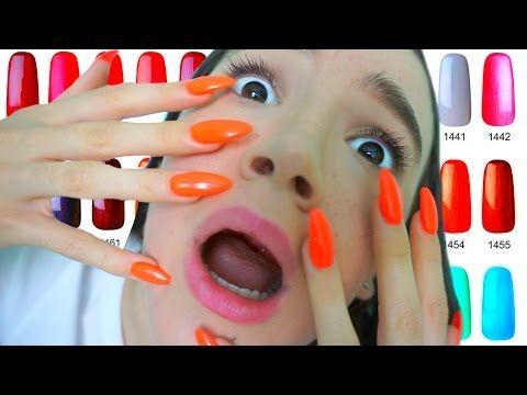 Diy fake nails youtube nails pinterest long acrylic nails diy fake nails youtube solutioingenieria Gallery
