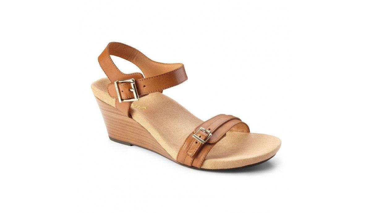 vionic wedge sandals on sale