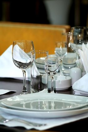 How to Set a Table u0026 Dining Etiquette & Table Setting Etiquette: Napkin Placement | Dining etiquette ...