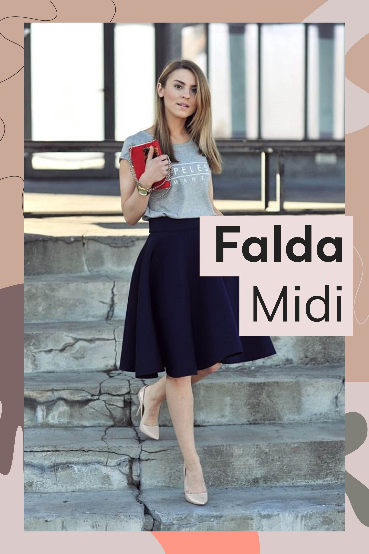 Outfits sofisticados para eventos de día  TiZKKAmoda  skirt  falda  midi   lookdedía  lookbook 097796bcb165