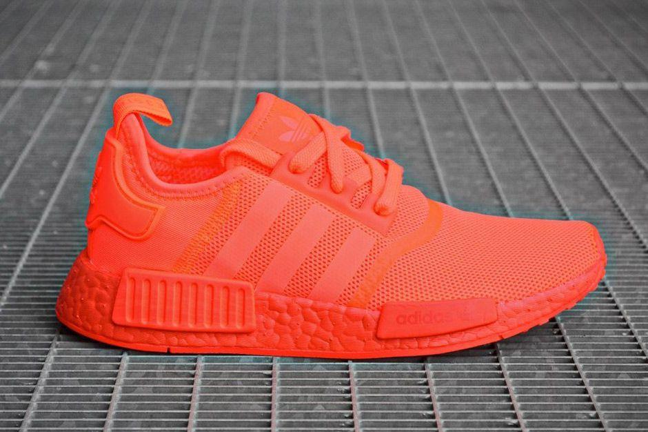 adidas nmd r1 solar red