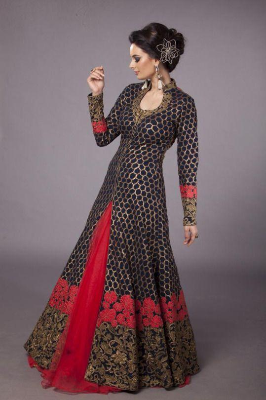 for the love of anarkali | indian Fashion | Pinterest | Kleider
