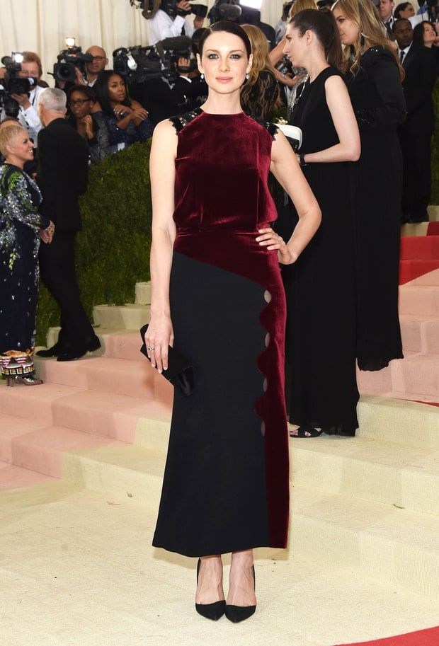 Cait at the Met Gala
