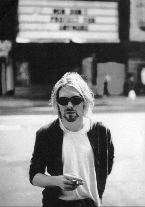 Resultado De Imagem Para Kurt Cobain Tumblr