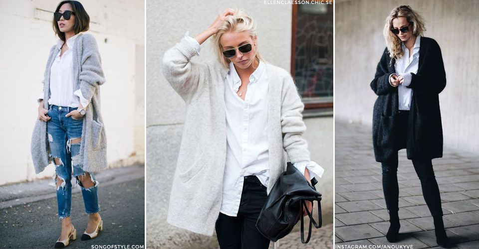 It's all too easy to underestimate the power of a cardi, but this season, the knit is having a resurgence in a host of unusual, fashion-forward ways. From adding shape to pairing with smart separates for a casual look, here are the nine ways to make your cardigan work harder.