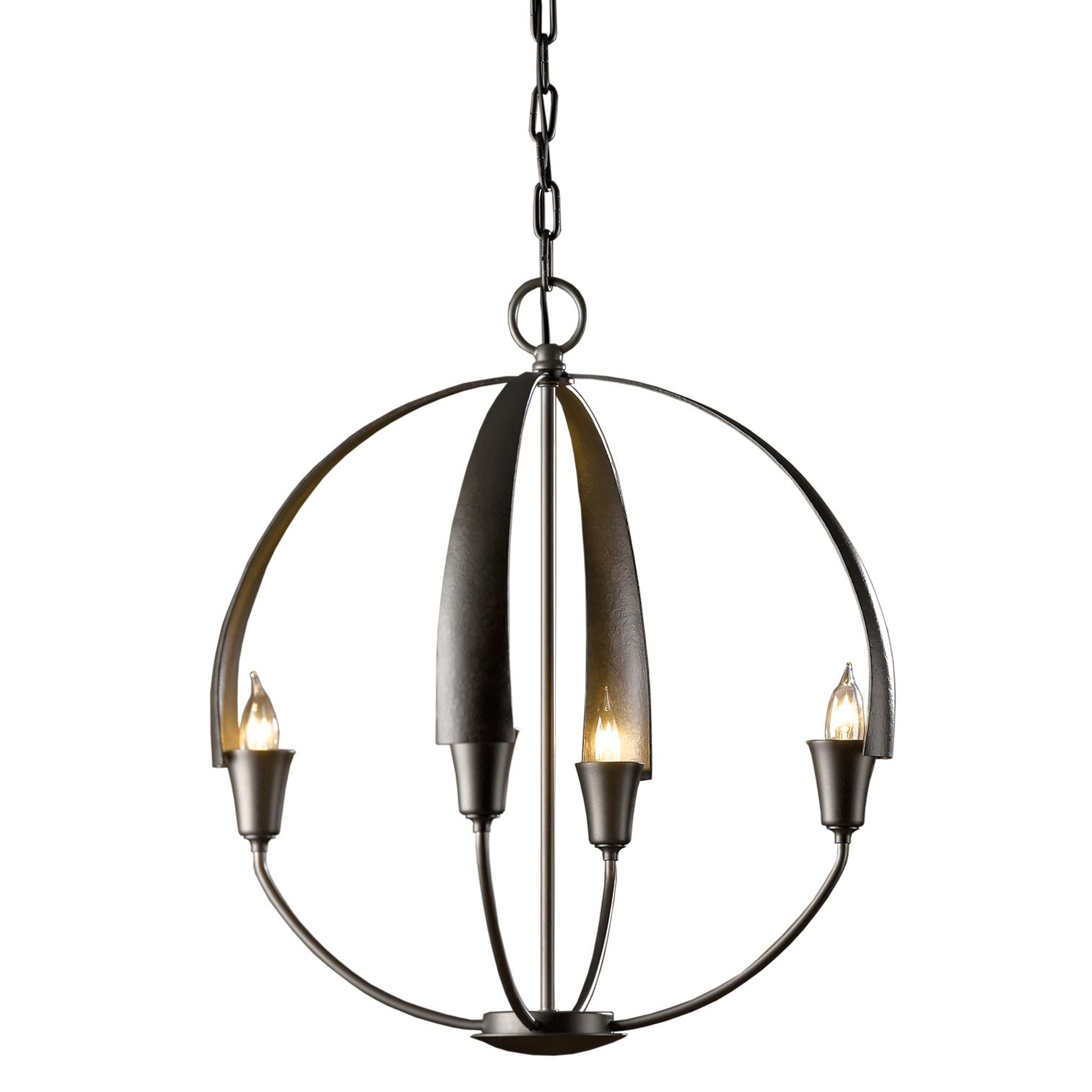 Cirque Chandelier Hubbardton Forge at Lightology