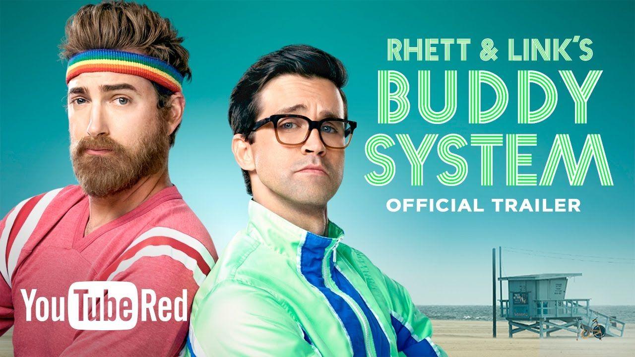 Rhett Link S Buddy System Official Trailer Rhett And Link