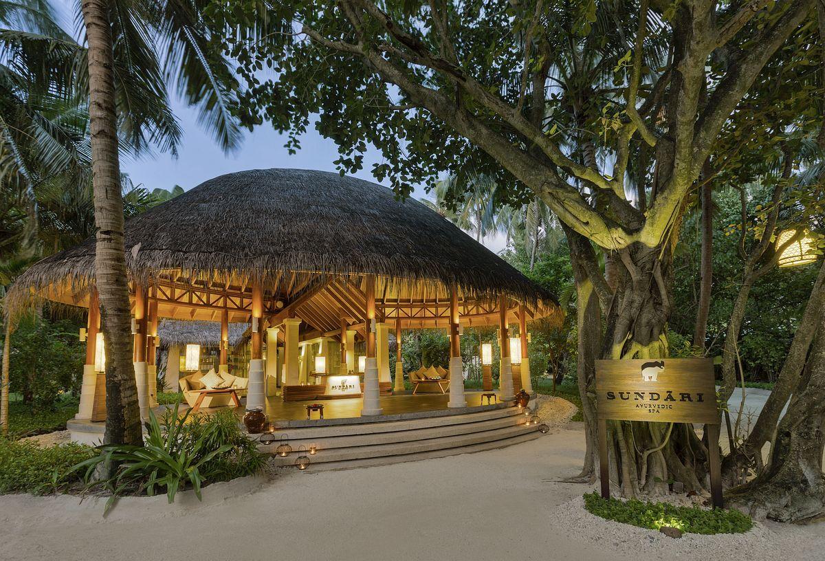 Anantara Veli Resort Spa Maldives Hovering Luxury Accommodations