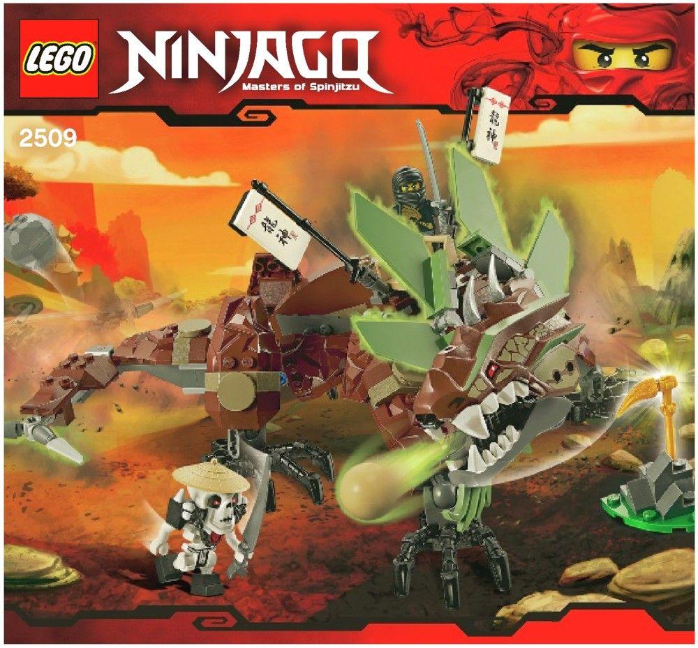Lego earth dragon defense instructions 2509 ninjago daven ninjago lego sets lego lego ninjago - Dragon ninjago lego ...