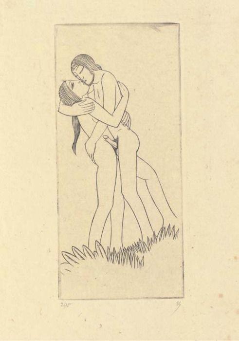 Erid gill erotic drawings