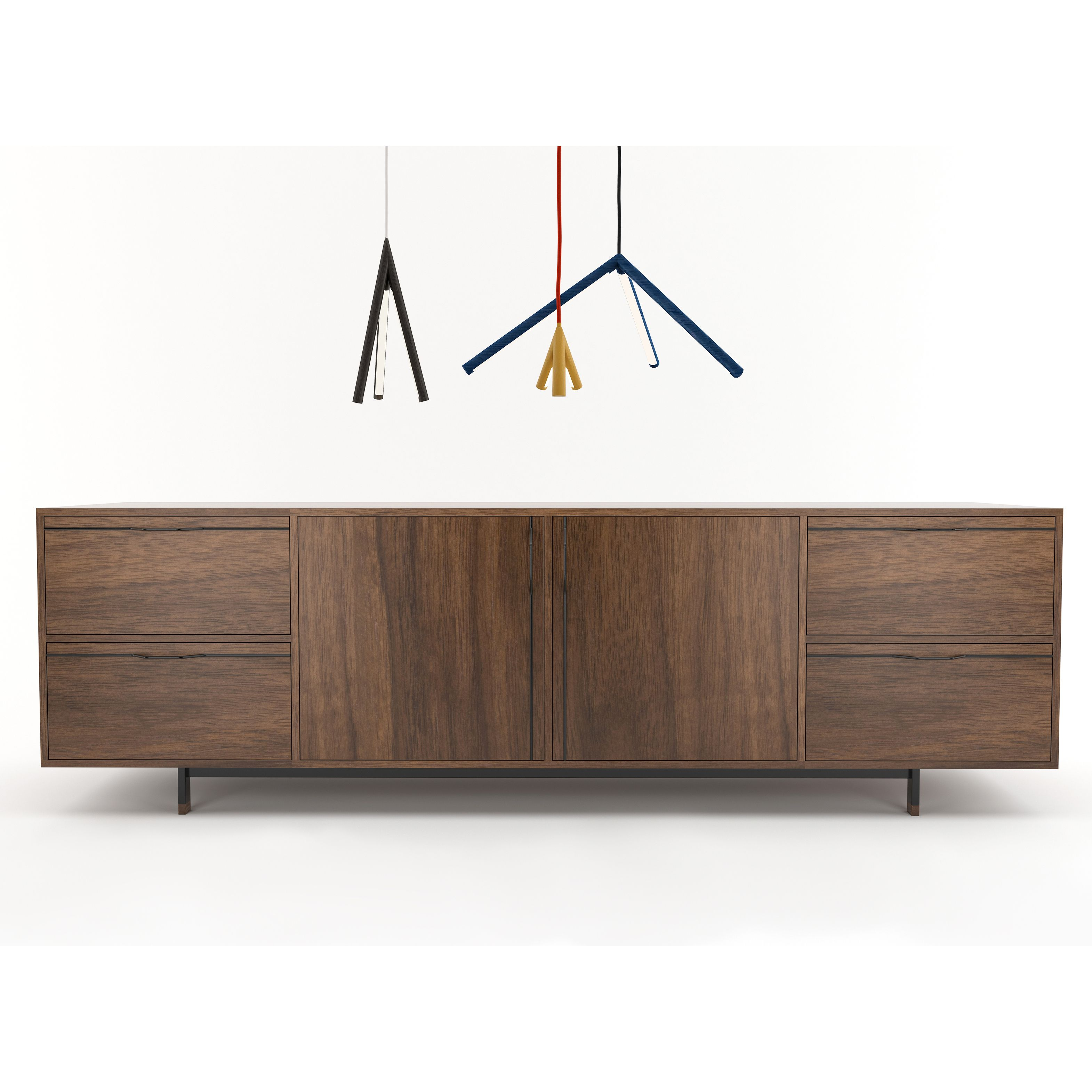 Chapman Large Credenza Storage Unit Komode In 2019 Wood