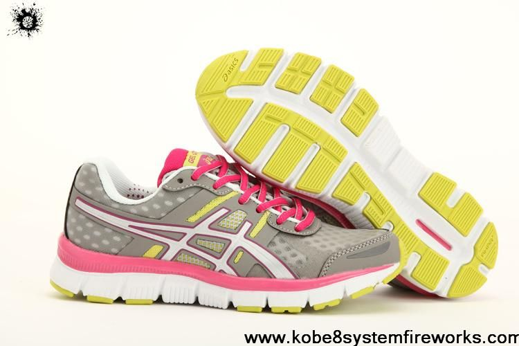 half off 00d1b 1e20b ... free shipping low price asics gel quik 33 womens cool grey pink white  sonic yellow basketball