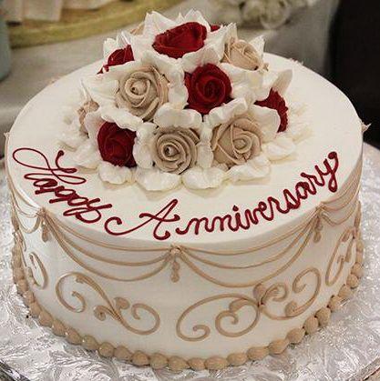 Anniversarycakes Customcakes Cupcakes Cakecity Lahore Happy Anniversary Cakes Happy Marriage Anniversary Cake 40th Anniversary Cakes