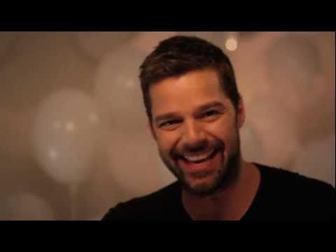 Cumpleanos Feliz Ricky Martin.Ricky Martin Cumpleanos Feliz Youtube Spanish Quotes