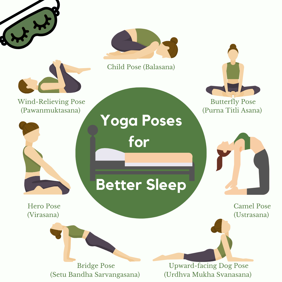20++ Yoga poses for insomnia ideas in 2021